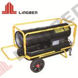 30 kw Industriële kerosine hete elektrische keramische diesel-luchtventilator Verwarming