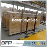 Brames populaires d'Onyx de marbre d'Onyx de miel pour la décoration intérieure