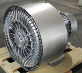ventilador regenerative do estágio 7.5kw dobro para a máquina de estaca da tela