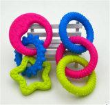 중국 의 다채로운 무지개 공 개 장난감, 도매 애완 동물 장난감에서 자격이 된 애완 동물 제품 제조자