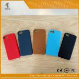 iPhone 7、iPhone 7のための新しい電話印刷のプラスチックケースのための高品質のシリコーンの電話箱
