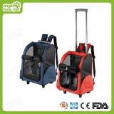 Alta calidad de equipaje fuera conveniente de llevar la casa del animal