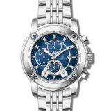 Orologio di lusso dell'acciaio inossidabile della vigilanza del cronografo di Miyota OS60 per Men72624