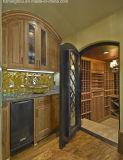 Customizar a adega de madeira de madeira de luxo para móveis de casa