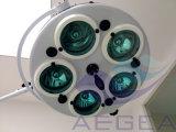 휴대용 형광 Shadowless 건전지 운영 수술 빛 (AG-LT010-1)