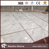 De Chinese Oostelijke Witte Marmeren Tegels van Plakken