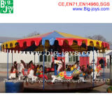 Cheap merry go round carrousel (carrousel-007)