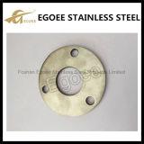 床-取付けられたステンレス鋼の手すりのフランジ