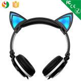 Stilvolle glühende Geräusche, die Kopfhörer für Kinder beenden