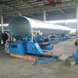 machine de formage tube en spirale pour conduit d'HAVC rendant la production