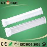Ctorch LED를 가진 긴 수명 2g11 LED PL 빛은 관 LED 빛을 연결한다