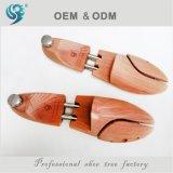 芳香の膨脹可能な個人化された木製の靴の伸張器、靴の木