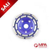 Абразивный диск диаманта аггломерации