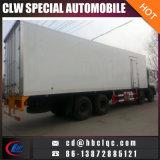 8X4 50m3 de Medische Gekoelde Vrachtwagen van het Voertuig van de Vrachtwagen van de Inzameling van het Afval Vlees