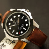 Сбывание Wristwatch кварца способа вахты 372 людей OEM горячее