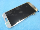Pantalla táctil del teléfono celular para la visualización de Samsung S7 G930f LCD completa