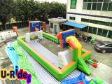 Надувное спортивное поле для детей