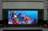Farbenreiche Aluminium P4 LED-Innenbildschirmanzeige