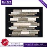 Mosaico di marmo di pietra naturale di colore Mixed della ceramica di Juimsi per la parete della priorità bassa