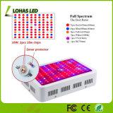 a planta do diodo emissor de luz do poder superior de 300W 600W 900W 1000W 1200W cresce clara para a estufa