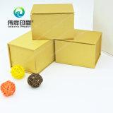 La casella di carta, può essere utilizzata come stampa che impacca il piccolo regalo