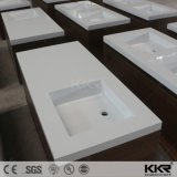 Hotel-Projekt-feste Oberflächenbadezimmer-Wanne