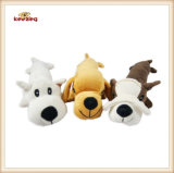 Giocattolo del cane di stile della salsiccia del giocattolo della peluche dell'animale domestico (KB0023)