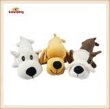 Juguete del perro del estilo de la salchicha del juguete de la felpa del animal doméstico (KB0023)
