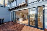 Villa su ordinazione Windows di alluminio di alta qualità e portelli che offrono migliore prezzo