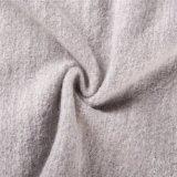 Tessuto Mixed delle lane delle lane e del mohair con la mano molle per il cappotto di inverno