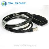 Кабель OBD2 для кодирвоания E-Sys Icom переходники F-Серий OBD2 16pin сети BMW Enet