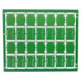 Immersion silberner Schaltkarte-Kreisläuf der medizinischer Ausrüstung