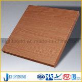 Het houten Comité van de Honingraat van het Aluminium Grian voor Meubilair