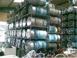Ensemble de joint en métal à trois tubes Cornor