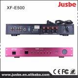 Xf-E500 Amplificador Profesional de Alta Potencia 2X 80W para Aula de Enseñanza