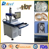 Portable Cheap 20 W Metal Laser Fiber Marking for Machine Pots, Phone CASE