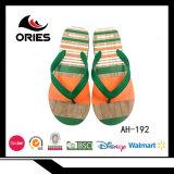 Mezcla de color de alta calidad de EVA Soft hombres Beach & Outdoor zapatillas