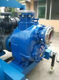 6 Zoll-Sand-Absaugung-Selbst, der Dieselabwasser-Pumpe grundiert