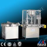 Máquina de enchimento de garrafas de produtos de óleo de pomada automática