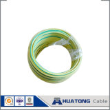 Chambre électrique de fil de CCA câblant le câblage cuivre de brin simple