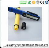4.5W linterna del trabajo de la lámpara del imán de la maneta de la luz de la antorcha de la pluma de la MAZORCA LED