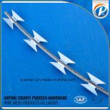 최신 담궈진 직류 전기를 통한 철강선 및 격판덮개 면도칼 철사