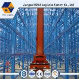 Automatisiertes Speicher-und Informations-Retrievalsystem vom Nova