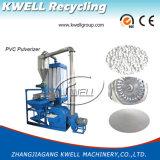 PVCのPE、LDPE、LLDPEのPPのプラスチックPulverizer、粉砕機