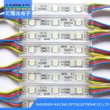 Alto módulo a todo color del brillo 0.72W 60lm RGB SMD 5050 LED
