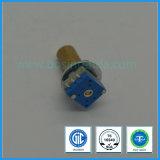 de Roterende Codeur van 8 mm, Stijgende Codeur met de Schacht van het Metaal voor Radio Interphone