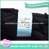 Ручного вязания Super промойте красный акриловый пряжа для вязания