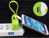 Câble de transfert de données USB Wire Wire pour Samsung iPhone