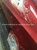 El color de alta resistencia automotor reacaba la pintura