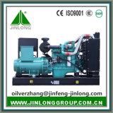 Водяного охлаждения двигателя Cummins малых дизельных двигателя Silent дизельного генератора звуконепроницаемых дизельного генератора